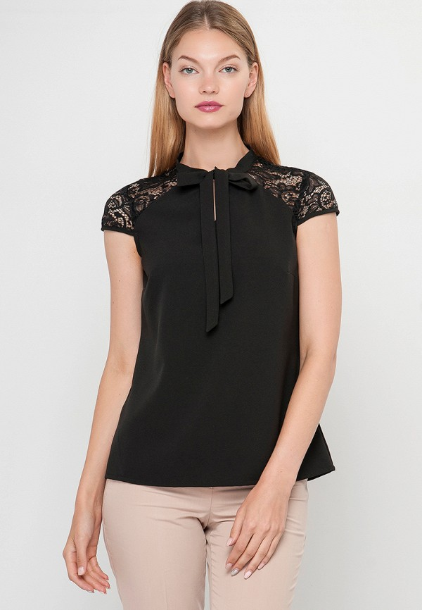 Блуза Limonti Limonti MP002XW18YDD блуза marse цвет черный