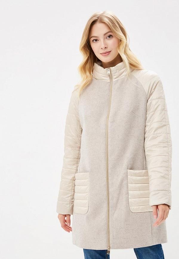 Купить Куртка утепленная Cudgi, MP002XW18YG6, бежевый, Весна-лето 2018