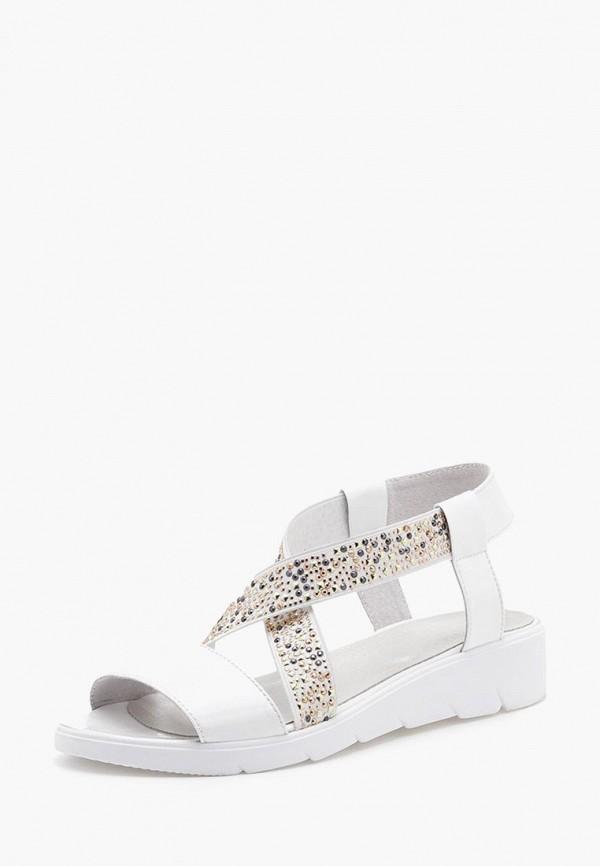 женские сандалии tops, белые