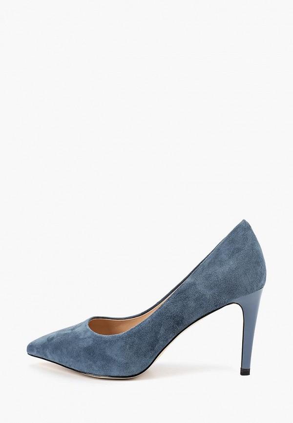 женские туфли la biali, синие
