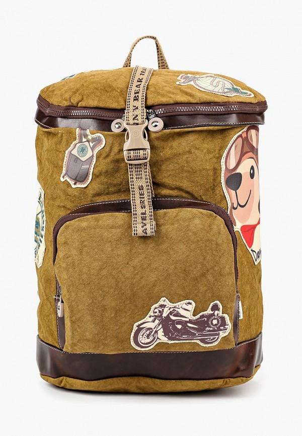 Рюкзак Danny Bear Danny Bear MP002XW18YQV рюкзак danny bear dbka14712 37 dbka14712 37