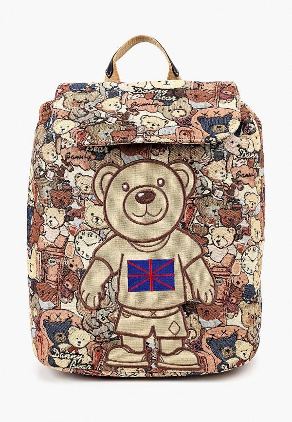 Рюкзак Danny Bear Danny Bear MP002XW18YQX футболка print bar hu danny