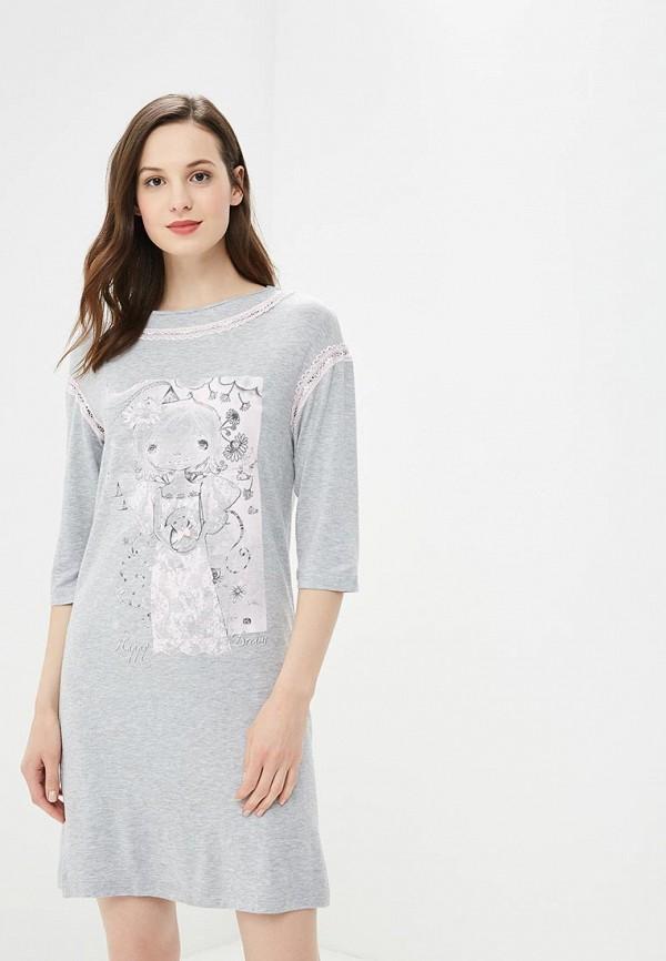 Купить Платье домашнее Belarusachka, MP002XW18YRZ, серый, Весна-лето 2018