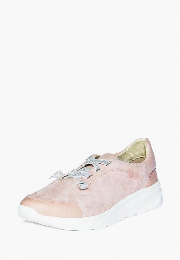 женские кроссовки handys, розовые
