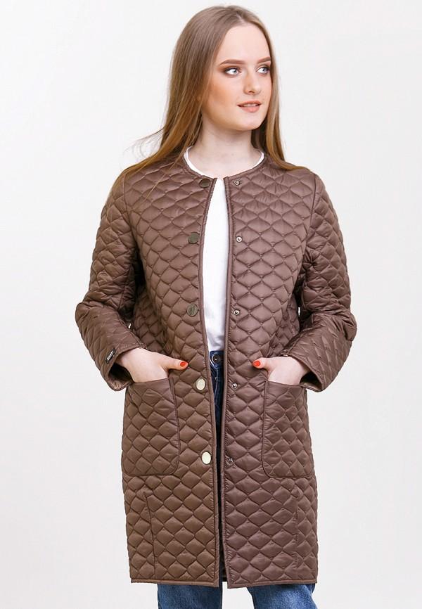 Купить Куртка утепленная Dasti, Refresh, mp002xw18yt6, коричневый, Весна-лето 2018