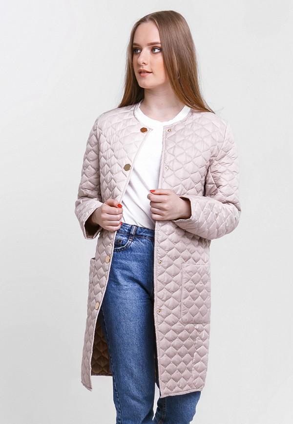 Купить Куртка утепленная Dasti, Refresh, mp002xw18yt7, бежевый, Весна-лето 2018