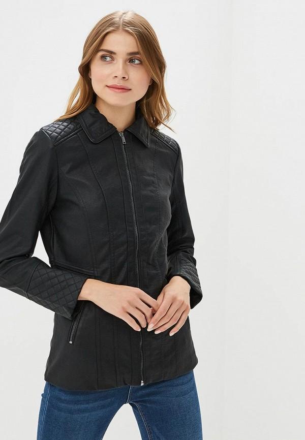 Купить Куртка кожаная LC Waikiki, MP002XW18YZL, черный, Весна-лето 2018