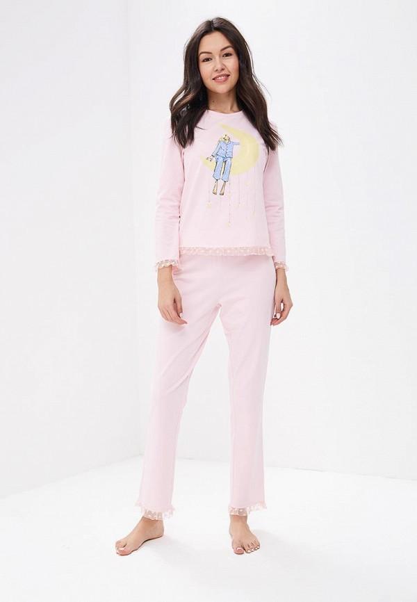 Купить Пижама Fashion.Love.Story, mp002xw18z1r, розовый, Весна-лето 2018
