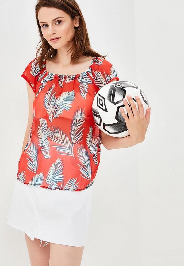 Купить Блуза Твое, MP002XW18Z2W, красный, Весна-лето 2018