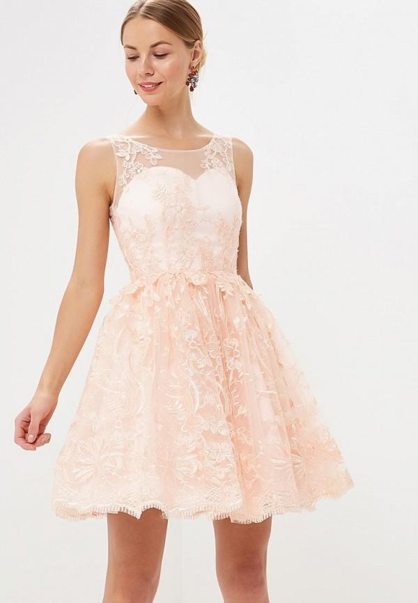 Купить Платье X'Zotic, mp002xw18z7n, коралловый, Весна-лето 2018