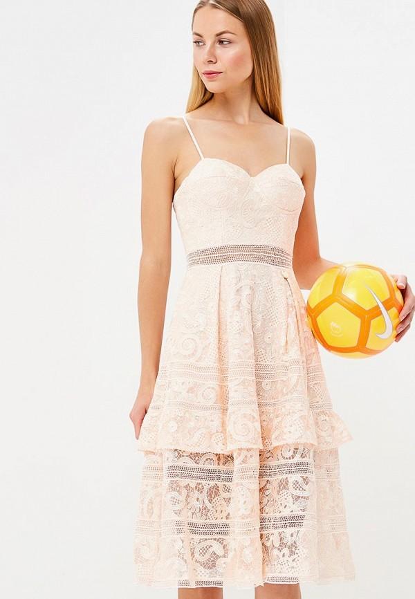Купить Платье X'Zotic, MP002XW18Z7S, коралловый, Весна-лето 2018