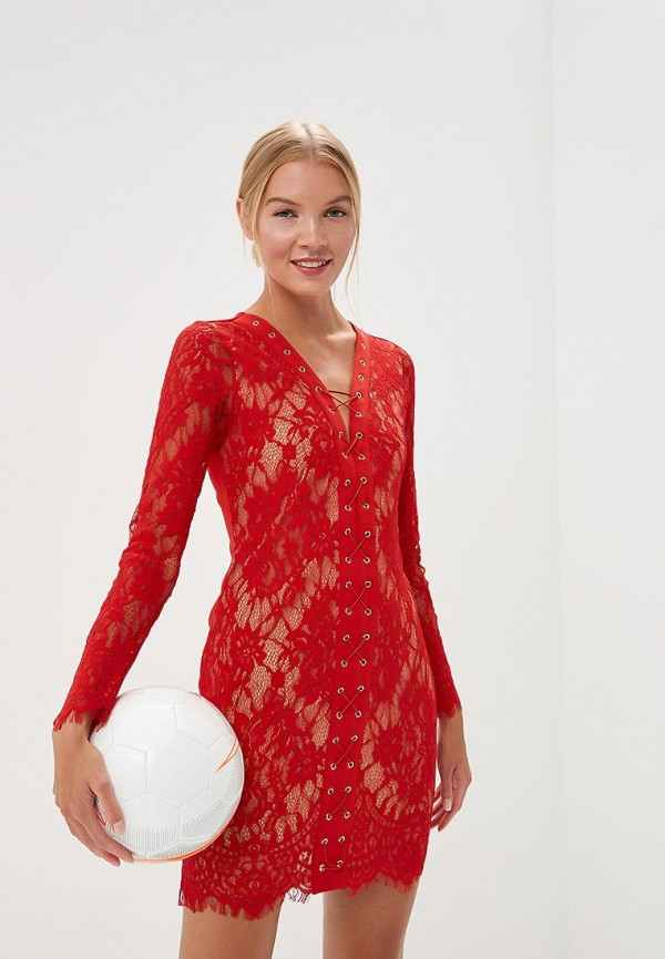 Купить Платье X'Zotic, MP002XW18Z7Z, красный, Весна-лето 2018