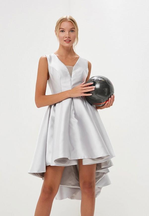 Купить Платье X'Zotic, MP002XW18Z83, серый, Весна-лето 2018