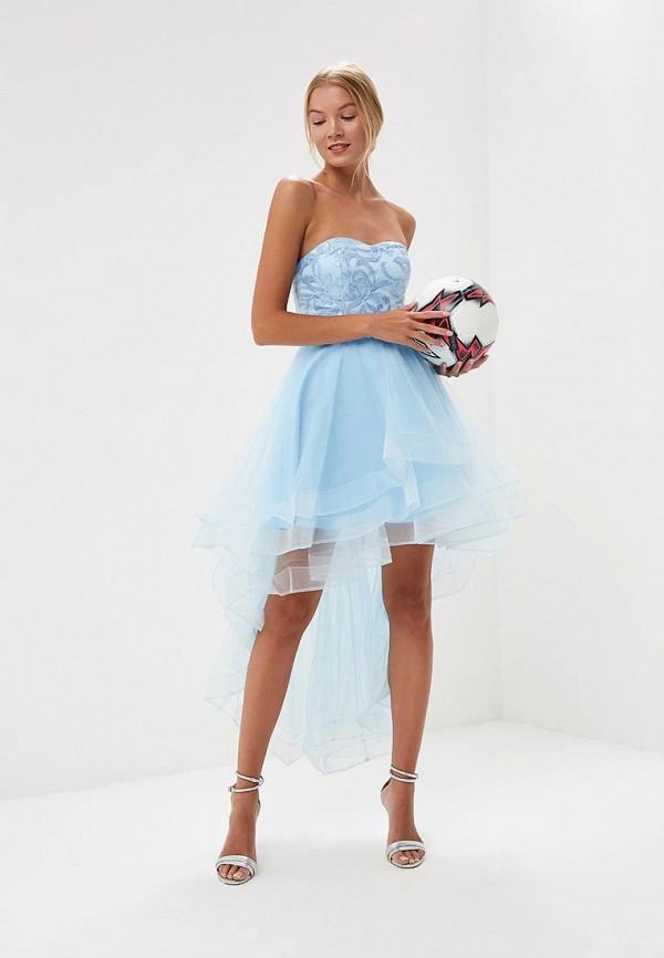 Купить Платье X'Zotic, MP002XW18Z8A, голубой, Весна-лето 2018