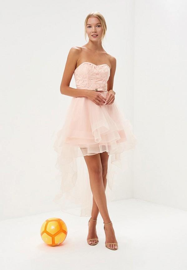 Купить Платье X'Zotic, MP002XW18Z8B, розовый, Весна-лето 2018