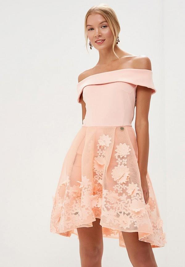 Купить Платье X'Zotic, MP002XW18Z8D, розовый, Весна-лето 2018