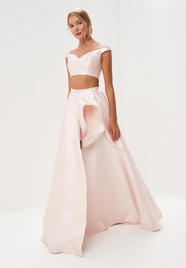 женский костюм x'zotic, розовый
