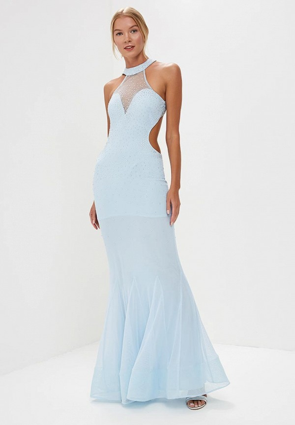 Купить Платье X'Zotic, mp002xw18z8p, голубой, Весна-лето 2018