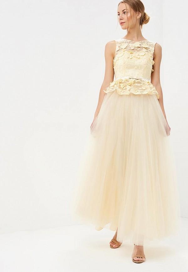 Купить Платье X'Zotic, mp002xw18z8x, бежевый, Весна-лето 2018
