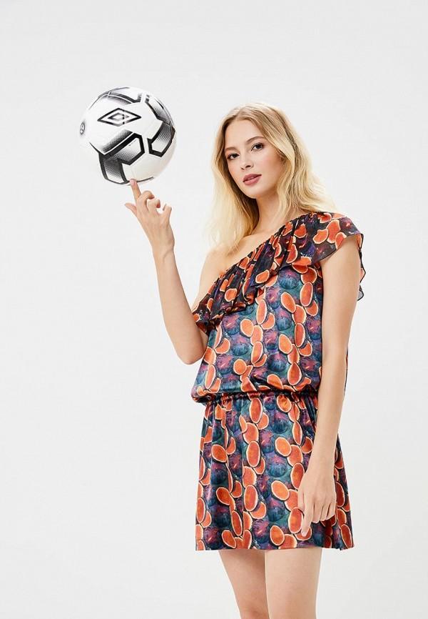 Купить Платье Galina Vasilyeva, MP002XW18ZAA, разноцветный, Весна-лето 2018