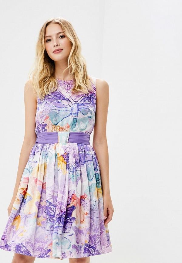 Платье Galina Vasilyeva Galina Vasilyeva MP002XW18ZAB цена