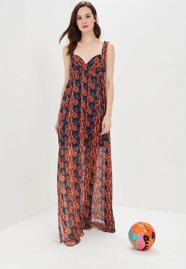 Купить Платье Galina Vasilyeva, MP002XW18ZAH, разноцветный, Весна-лето 2018