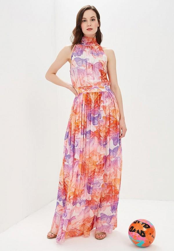 Купить Платье Galina Vasilyeva, MP002XW18ZAP, разноцветный, Весна-лето 2018