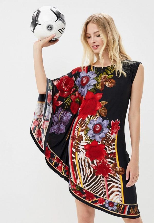 Купить Платье Galina Vasilyeva, MP002XW18ZBC, черный, Весна-лето 2018