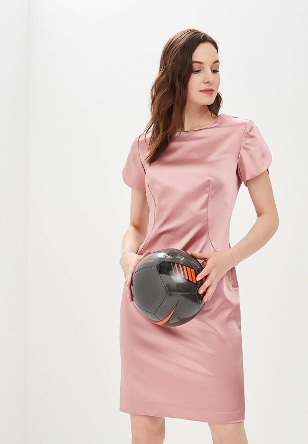 Купить Платье Galina Vasilyeva, MP002XW18ZBD, розовый, Весна-лето 2018
