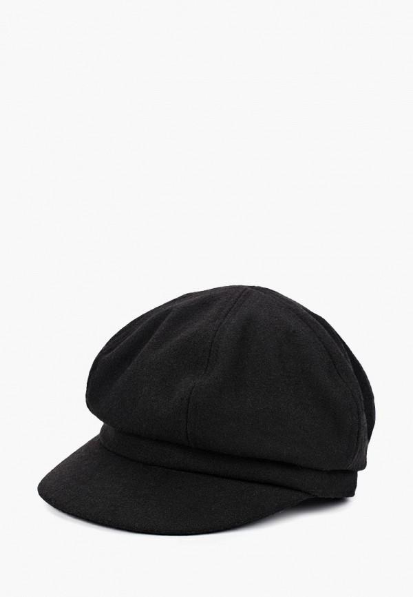 женская кепка betmar, черная