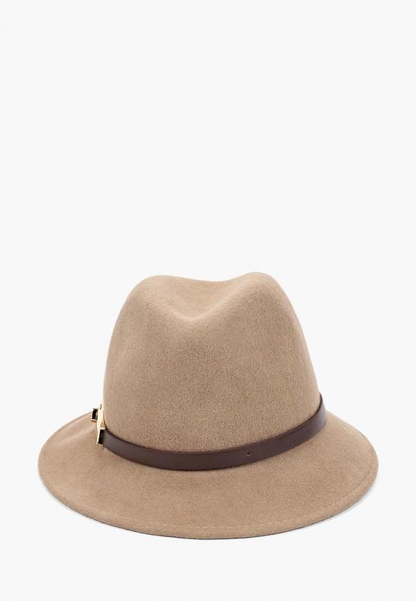 Шляпа Betmar цвет бежевый