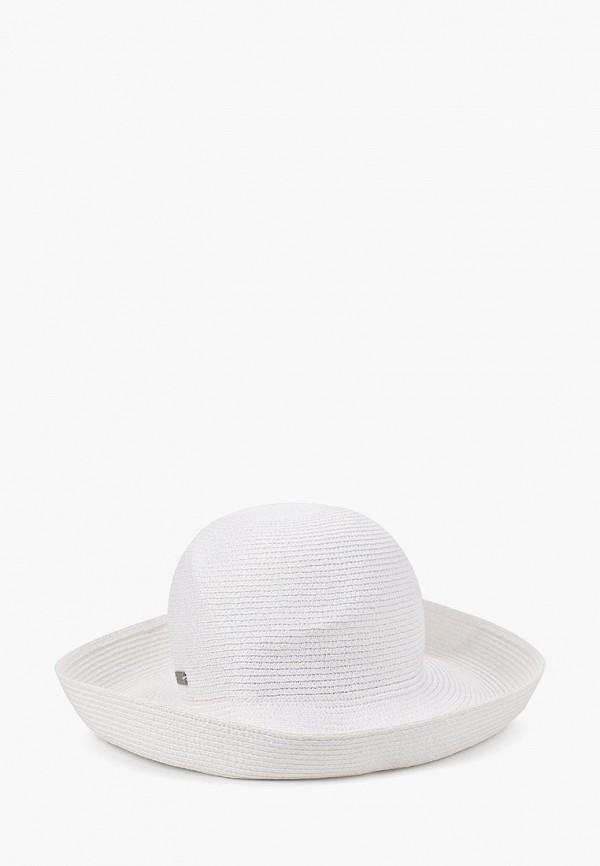женская шляпа betmar, белая