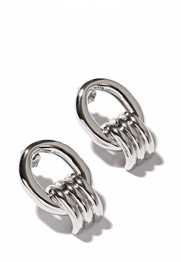 Серьги Exclaim Exclaim MP002XW18ZHN жен крупногабаритные серьги слезки серьги кольца секси крупногабаритные золотой серебряный круглый серьги назначение для