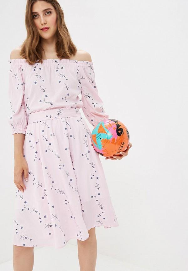 Купить Платье Vittoria Vicci, MP002XW18ZIQ, розовый, Весна-лето 2018