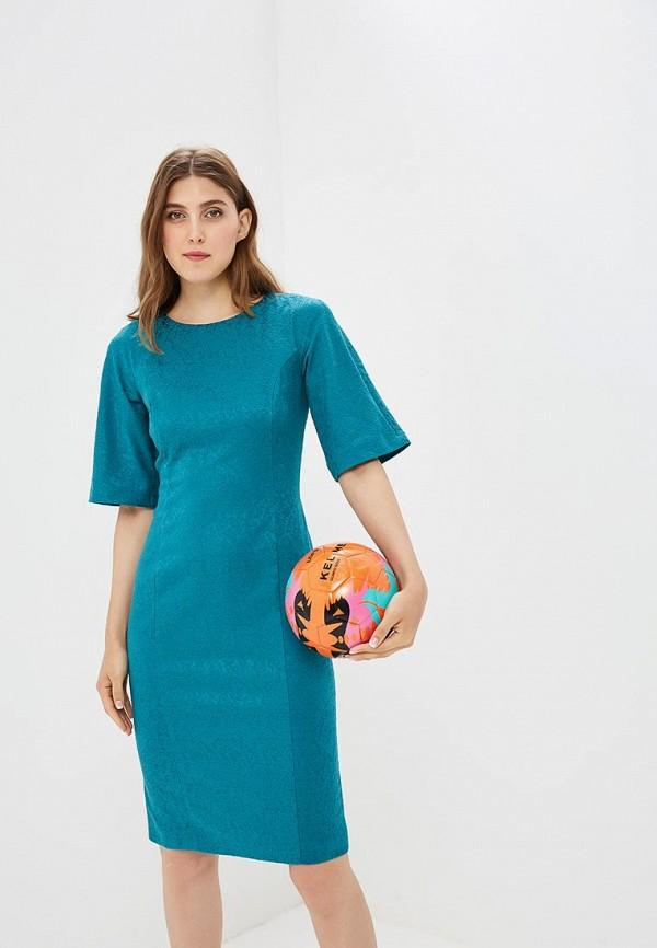Купить Платье Vittoria Vicci, MP002XW18ZIR, бирюзовый, Весна-лето 2018