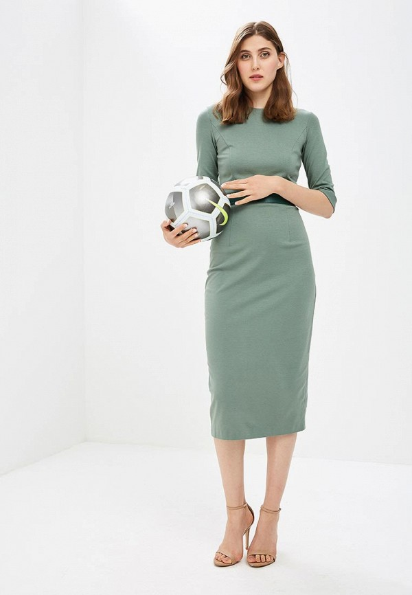 Купить Платье Vittoria Vicci, MP002XW18ZJJ, зеленый, Весна-лето 2018