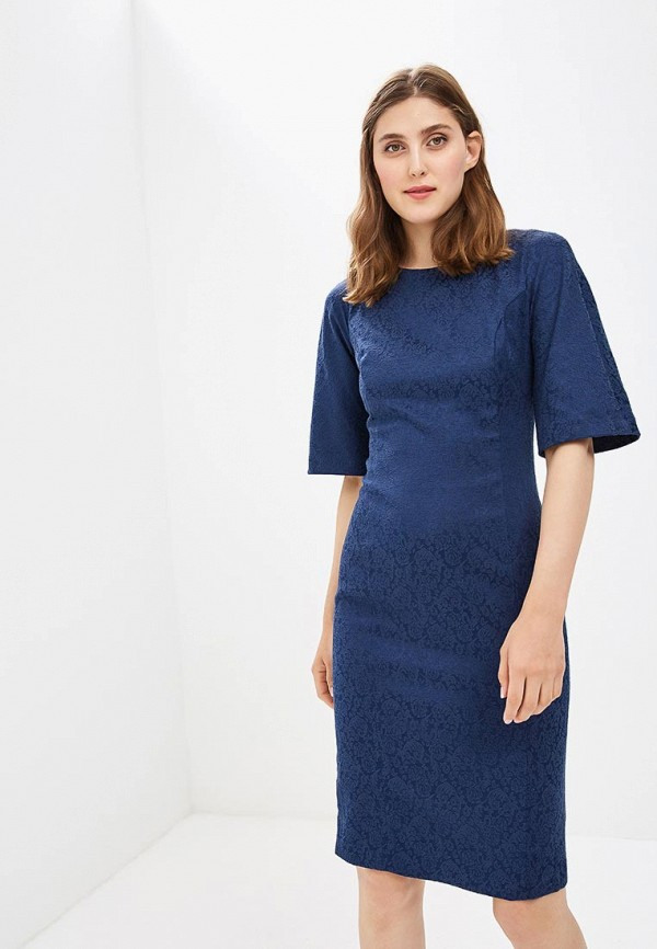 Купить Платье Vittoria Vicci, mp002xw18zk9, синий, Весна-лето 2018