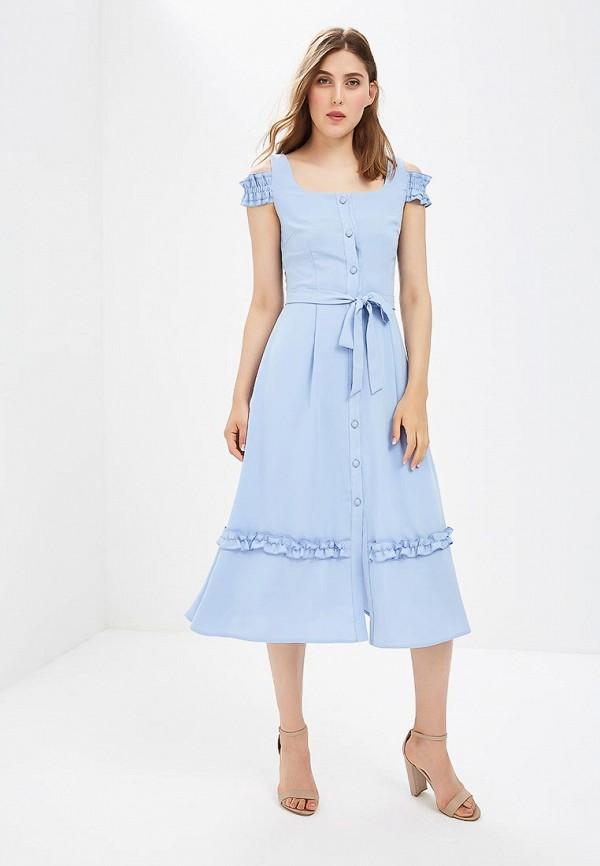 Купить Платье Vittoria Vicci, MP002XW18ZKC, голубой, Весна-лето 2018
