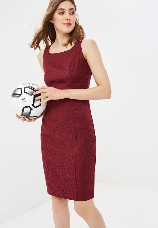 Купить Платье Vittoria Vicci, MP002XW18ZKF, бордовый, Весна-лето 2018