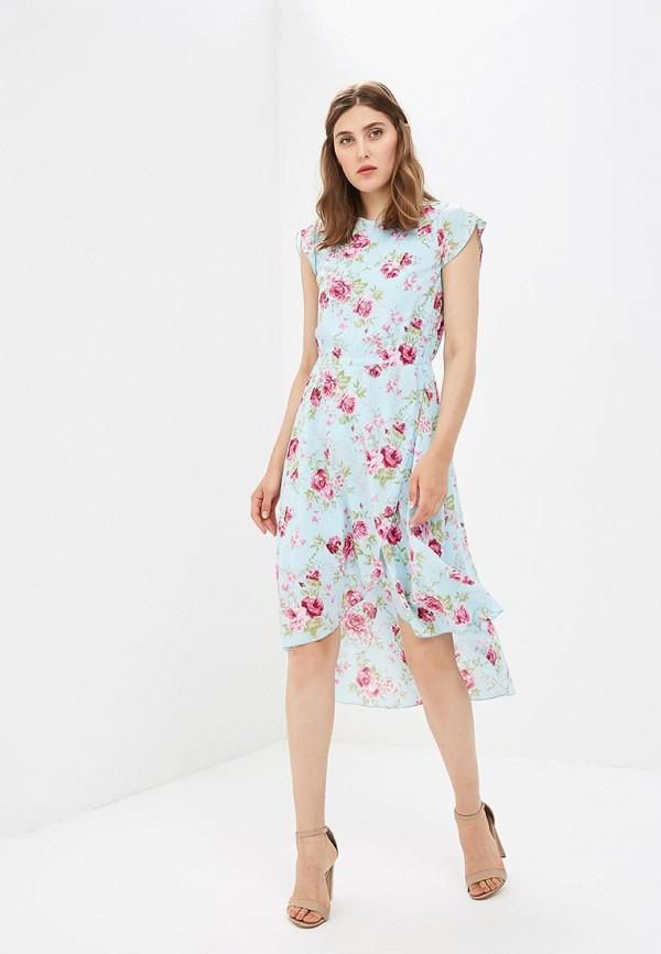 Купить Платье Vittoria Vicci, MP002XW18ZKV, голубой, Весна-лето 2018