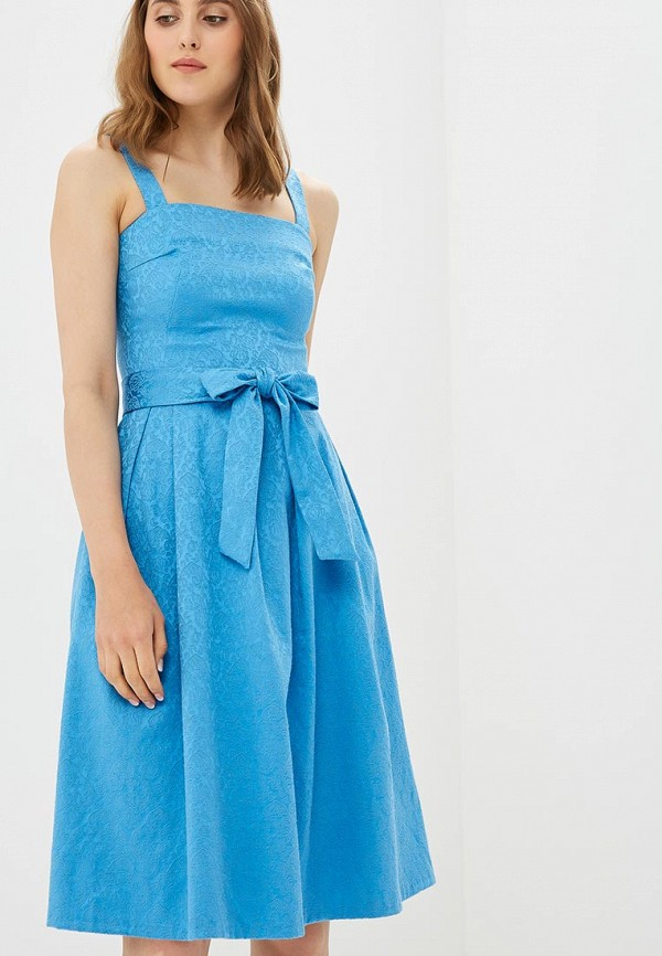 Купить Сарафан Vittoria Vicci, MP002XW18ZL0, голубой, Весна-лето 2018