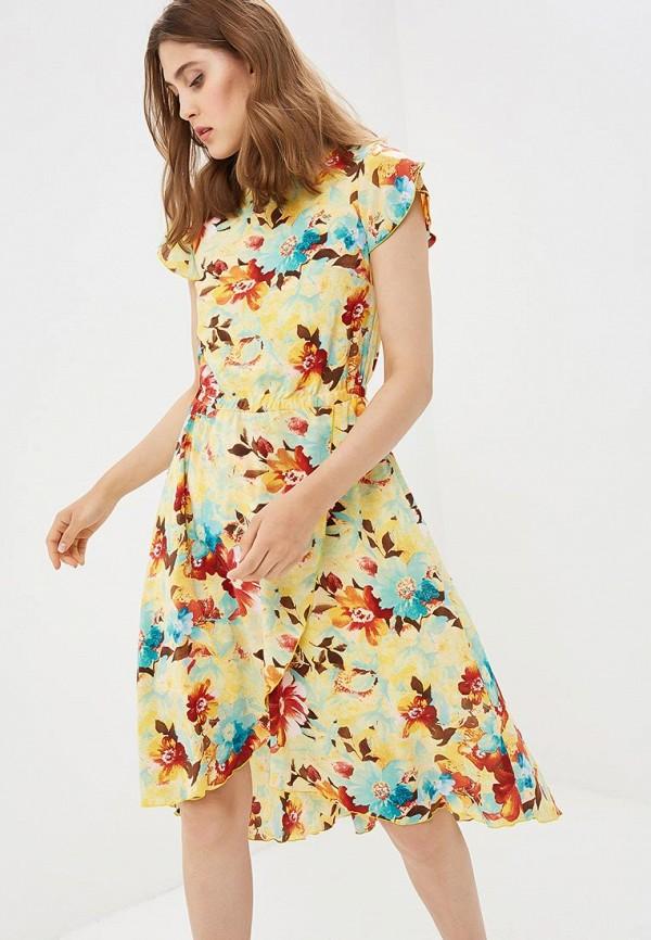 Купить Платье Vittoria Vicci, MP002XW18ZL1, желтый, Весна-лето 2018