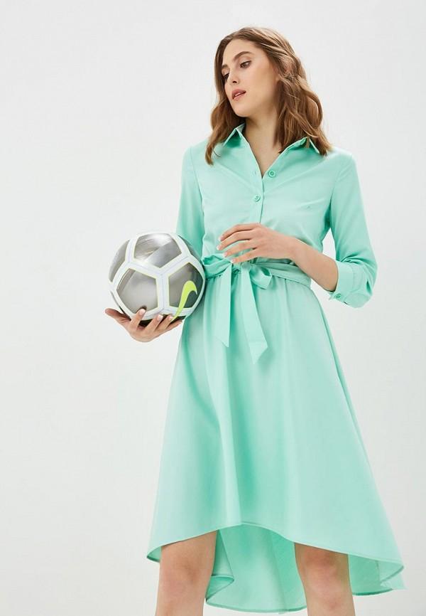 Купить Платье Vittoria Vicci, MP002XW18ZL7, зеленый, Весна-лето 2018