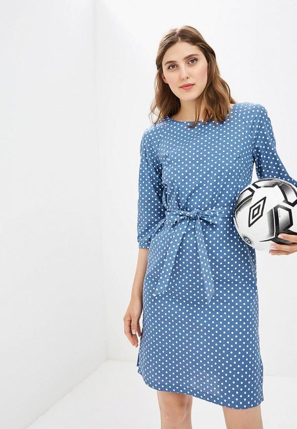 Купить Платье Vittoria Vicci, MP002XW18ZL8, синий, Весна-лето 2018