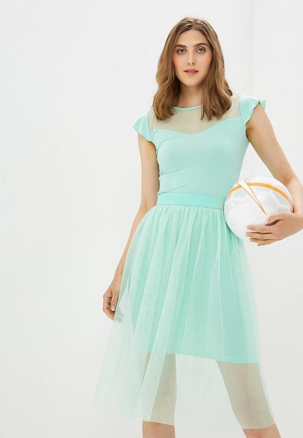 Купить Платье Vittoria Vicci, MP002XW18ZLD, зеленый, Весна-лето 2018