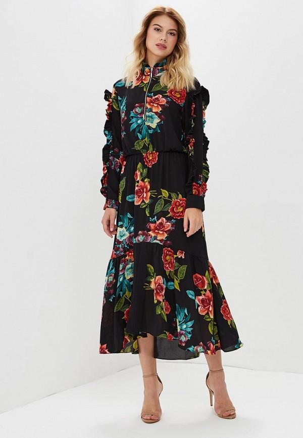 Купить Платье L1FT, mp002xw18zor, черный, Весна-лето 2018