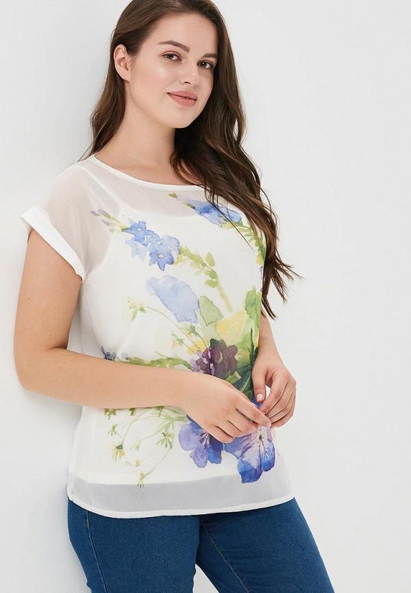 Фото - Женскую блузку MaDenna белого цвета