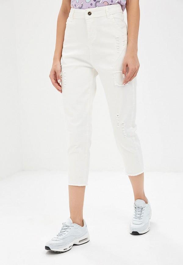 Фото - Женские джинсы Marissimo белого цвета