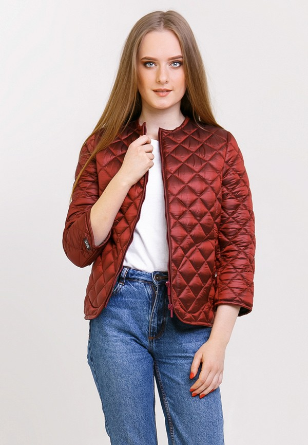 Купить Куртка утепленная Dasti, MP002XW18ZXM, бордовый, Весна-лето 2018
