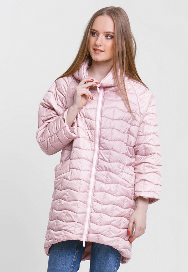 Купить Куртка утепленная Dasti, mp002xw18zy8, розовый, Весна-лето 2018